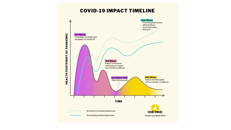 Covid-19 Impact Timeline